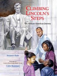 Climbing Lincolns Steps